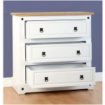 CORONA 3 DRAWER WHITE JULY 2015 02